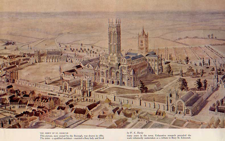 Chronicle of the abbey of bury st edmunds essay