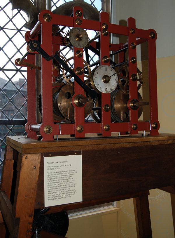 St Edmundsbury Local History Introduction To Clocks