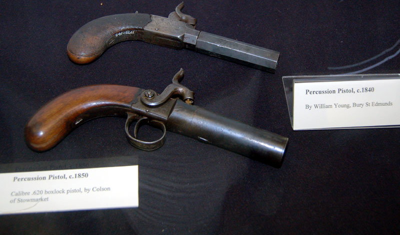 St Edmundsbury Local History - Homepage for Local Gun Makers