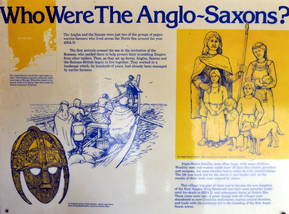 theanglosaxonswere a people who inhabitedgreat britainfrom The anglo-saxons were a people who inhabited great britain from the 5th century onward they comprised people from germanic tribes who migrated to the island from continental europe, their descendants, and indigenous british groups who adopted some aspects of anglo-saxon culture and language.